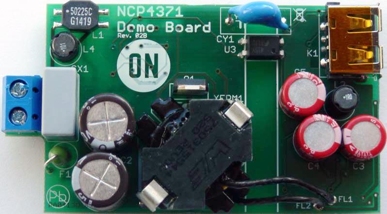 ON Semiconductor демонстрирует новое зарядное устройство
