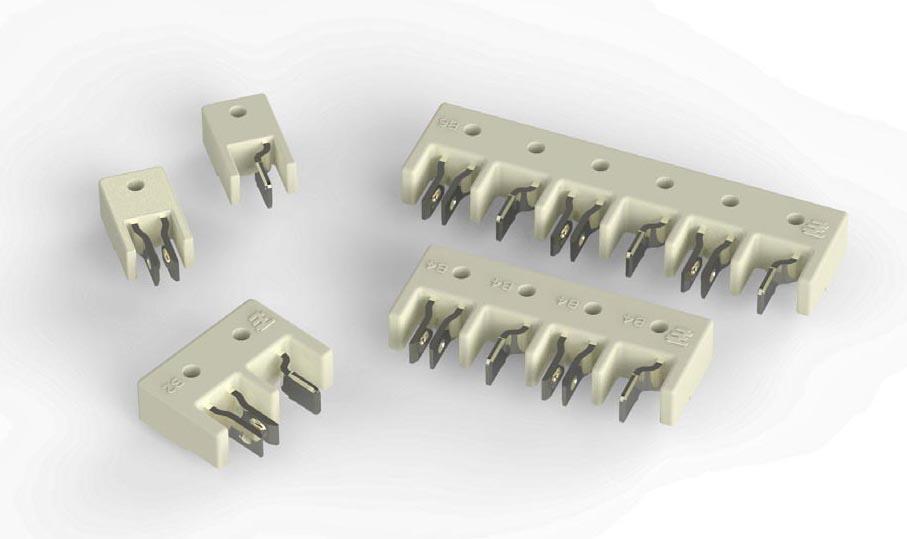 TE Connectivity выпустила новые упрощенные гибридные разъемы