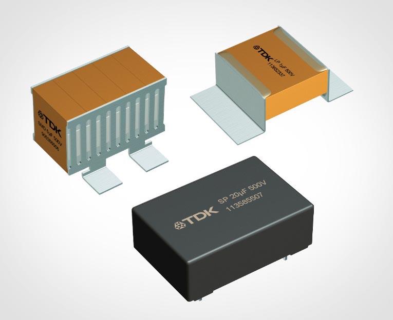 Конденсаторы TDK CeraLink революционизируют решения для высокочастотных инверторов