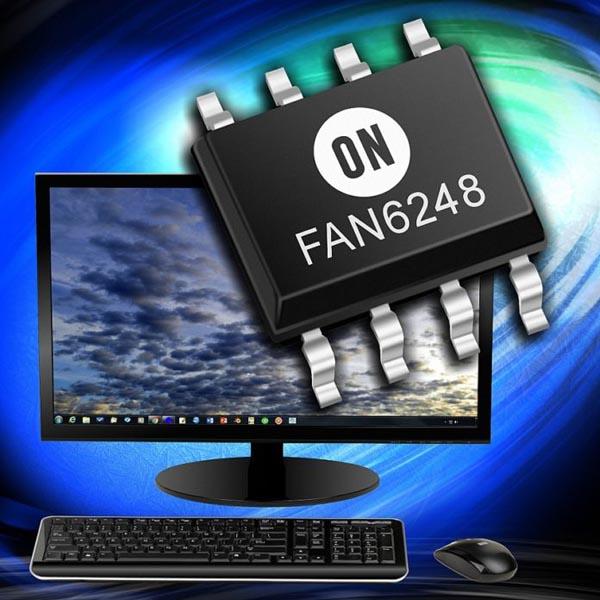 С новым контроллером ON Semiconductor LLC источники питания станут проще, надежнее и эффективнее