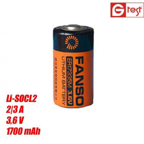 FANSO — литиевые батарейки для промышленного применения