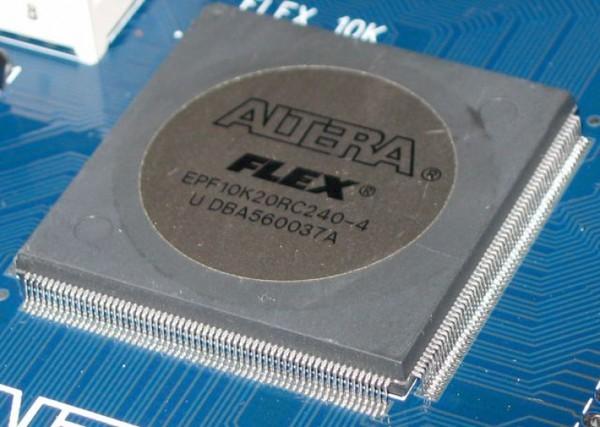 Intel отказывается от приобретения Altera