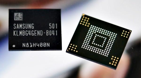 Samsung может стать крупнейшим производителем микросхем