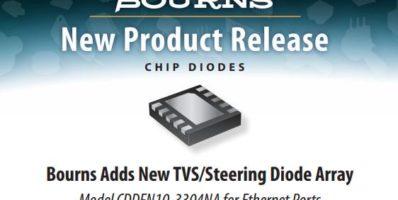 Новые высокоэффективные диоды от Bourns